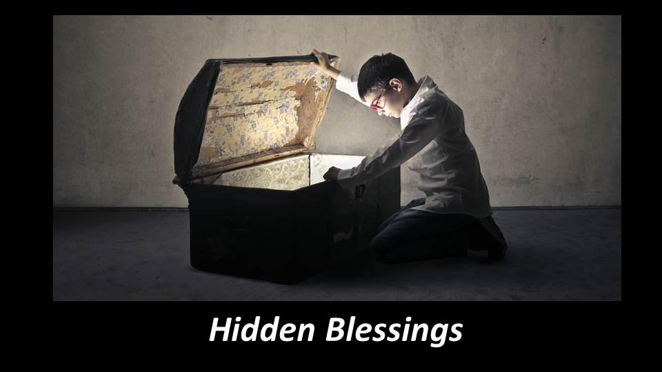 Image result for hidden blessings