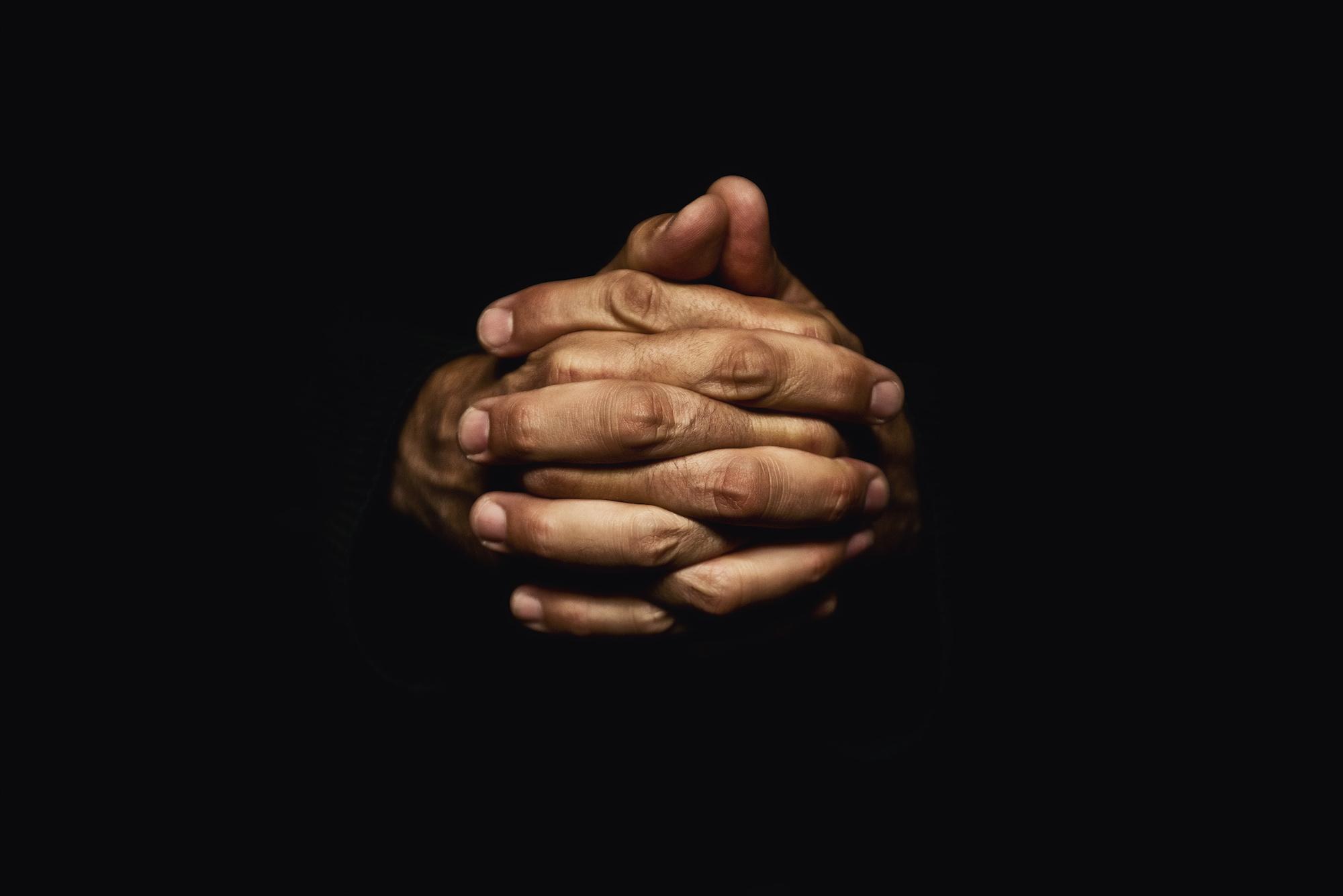 руки в замок фото функцией